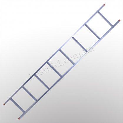 Драбина STS приставна 1 × 8 (алюмінієва)