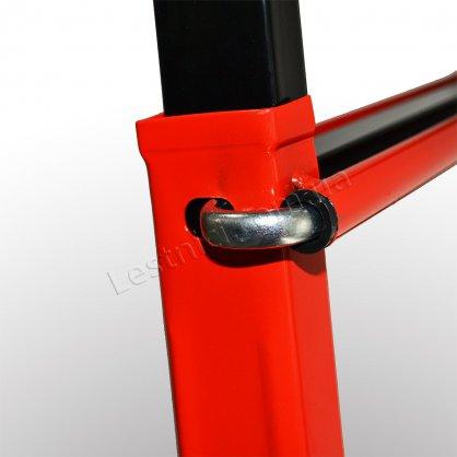 Драбина телескопічна ПРАКТИКА 4 × 5 (металева, універсальна)