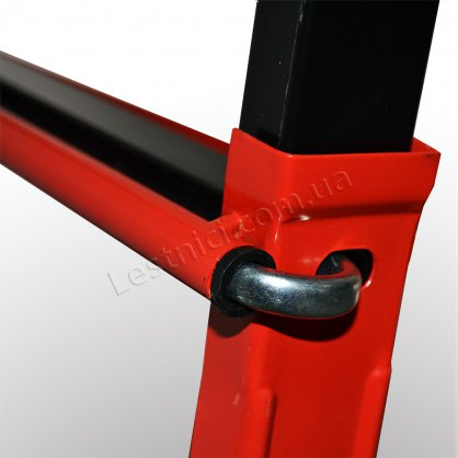 Драбина телескопічна ПРАКТИКА 4 × 4 (металева, універсальна)