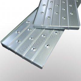 Площадка лестницы-трансформера 4 × 4 (металлическая)