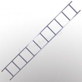 Драбина STS приставна 1 × 10 (алюмінієва)