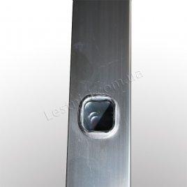 Драбина-трансформер ПРАКТИКА 4 × 4 (алюмінієва, універсальна)