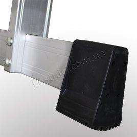 Драбина-трансформер професійна 5 × 4 (посилена, алюмінієва)
